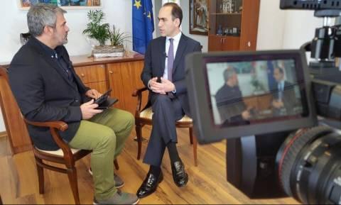 Χάρης Γεωργιάδης: Η παρουσία της τρόικας στην Κύπρο ήταν μία κατάντια (vid)