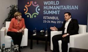 Αισιόδοξοι για την έκβαση του αυριανού Eurogroup Τσίπρας - Μέρκελ