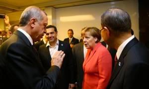 Τι συζήτησαν Τσίπρας – Μέρκελ στην Κωνσταντινούπολη