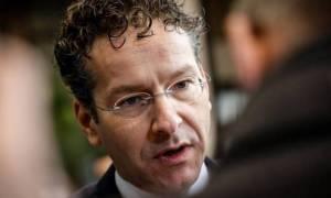 Eurogroup - Ντάισελμπλουμ: Αναμένω μια σοβαρή συζήτηση για το ελληνικό χρέος