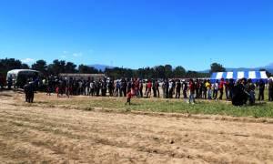 Αυτό είναι το σχέδιο εκκένωσης της Ειδομένης - Χαιρετίζει την επιχείρηση η Κομισιόν