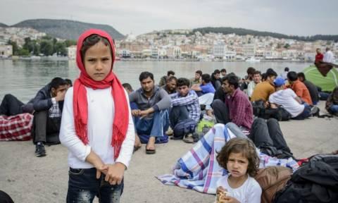 Κομισιόν: Έκτακτη χρηματοδότηση ύψους 25 εκατ. ευρώ προς την Ελλάδα για το Προσφυγικό