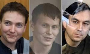 Χάρη για ανθρωπιστικούς λόγους έδωσε στην Ουκρανή Σαβτσένκο ο Πρόεδρος Πούτιν (Pics & Vid)
