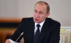 Πούτιν: «Πρέπει να βρούμε νέες πηγές ανάπτυξης»
