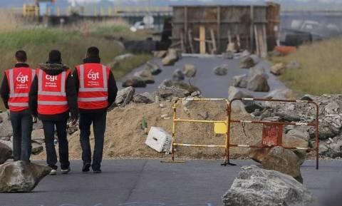 Με ενεργειακό μπλακ άουτ απειλείται η Γαλλία λόγω των απεργιών