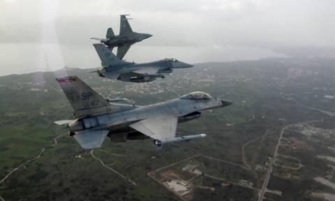 Νέες προκλήσεις των Τούρκων: Αερομαχίες πάνω από το Αιγαίο