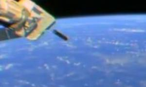 Παγκόσμιος τρόμος: Ο Διεθνής Διαστημικός Σταθμός αποκάλυψε εξωγήινο υπερόπλο; (video)
