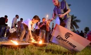 Egyptair: Συγκέντρωση στη μνήμη των θυμάτων της μοιραίας πτήσης στο Κάιρο