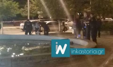 Καστοριά: Άντρας βρέθηκε νεκρός σε συντριβάνι στο κέντρο της πόλης