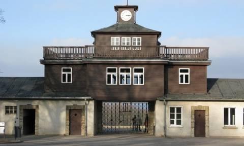 Γερμανία: Οι αρχές ψάχνουν δύο άτομα για ναζιστικό χαιρετισμό σε πρώην στρατόπεδο συγκέντρωσης (pic)