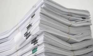 Δύο οι «κόφτες» για την κάλυψη των δημοσιονομικών αποκλίσεων