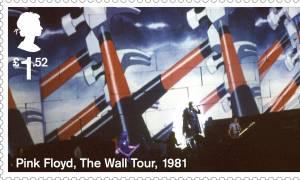 Wish You Were Here: Η σπάνια σειρά γραμματοσήμων αφιερωμένη στα 50 χρόνια των Pink Floyd (Pics)