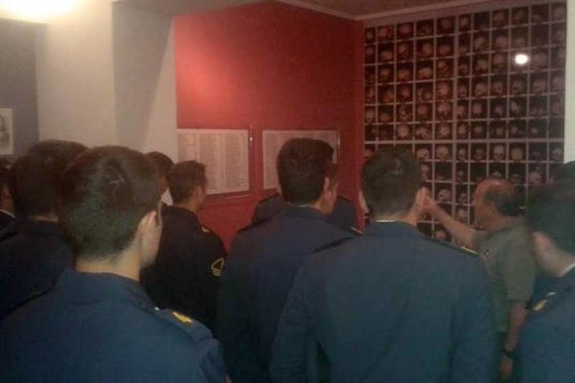Επίσκεψη Ικάρων στο Μουσείο Θυμάτων Ναζισμού στο Δίστομο (pics)