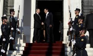 Τσίπρας σε Πούτιν: Στρατηγική επιλογή η ενίσχυση των σχέσεών μας (vid)
