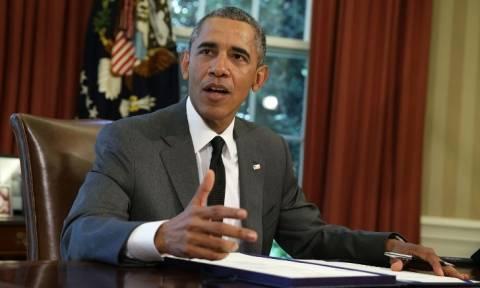 Με νόμο ο Ομπάμα απαγορεύει τους ρατσιστικούς όρους «νέγρος» και «οριένταλ» (Vid)