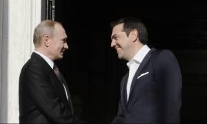 Τσίπρας: Στρατηγικής σημασίας η συμφωνία με τη Ρωσία (video)