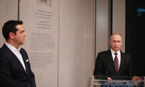 Επίσκεψη Πούτιν: Το έκθεμα του Βυζαντινού Μουσείου που συγκίνησε το Ρώσο πρόεδρο (vid)
