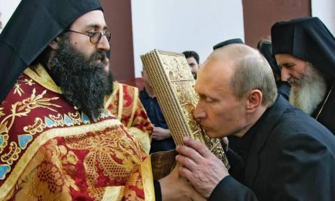 Επίσκεψη Πούτιν: Το μοναστήρι του Αγίου Όρους που θα επισκεφτεί ο Ρώσος Προέδρος (Pics & Vid)