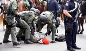 ΗΠΑ: Επεισόδια και πάλι σε συγκέντρωση του Ντόναλντ Τραμπ
