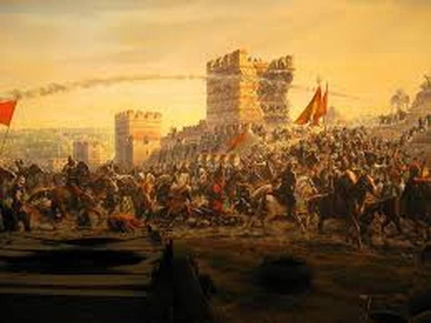 Σαν σήμερα: Η άλωση της Κωνσταντινούπολης