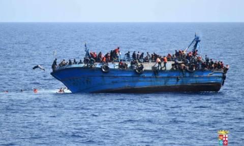 Τραγωδία στην Ιταλία: 700 οι νεκροί από τα ναυάγια που σημειώθηκαν τις τελευταίες ημέρες (Vid)