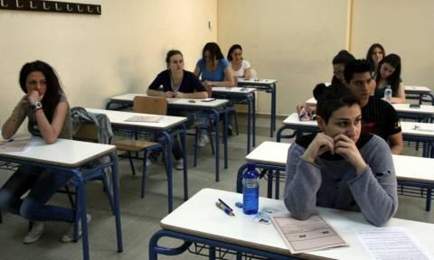 Πανελλήνιες 2016: Με χημεία και λατινικά συνεχίζονται οι εξετάσεις την Δευτέρα (30/5)