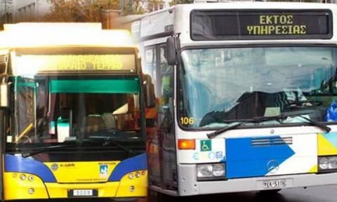 Αυτές είναι οι αλλαγές στα δρομολόγια λεωφορείων και τρόλεϊ που περνούν από την Πατησίων