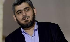 Συρία: Παραιτείται ο βασικός διαπραγματευτής της συριακής αντιπολίτευσης