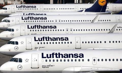 H Lufthansa ανακοίνωσε την αναστολή των πτήσεων προς Βενεζουέλα
