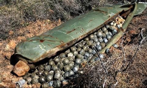 ΗΠΑ: Παγώνουν... τις πωλήσεις βομβών διασποράς στη Σαουδική Αραβία