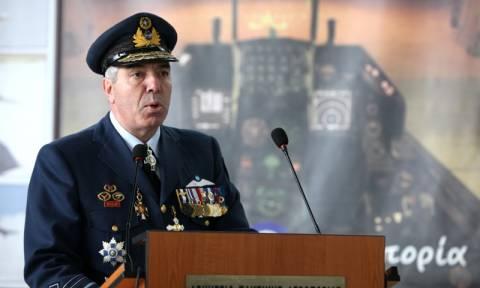 Αρχηγός ΓΕΑ στους Τούρκους: Θα μας βρίσκετε μπροστά σας...