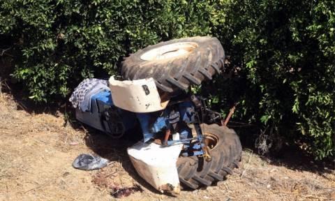 Τραγωδία στην Φωκίδα: Νεκρός 57χρονος αγρότης