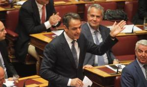 Η Νέα Δημοκρατία φέρνει στη Βουλή τη σκανδαλώδη διάταξη για τις offshore των υπουργών
