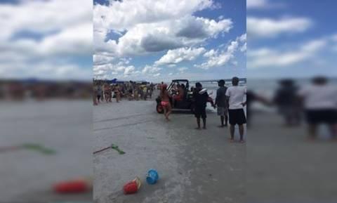 ΗΠΑ: 13χρονος τραυματίστηκε σοβαρά από επίθεση καρχαρία (video)
