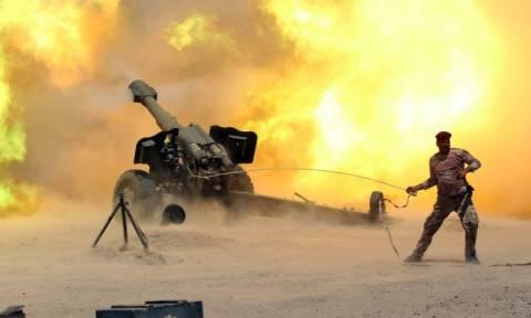 Με αμείωτη ένταση συνεχίζεται η μάχη της Φαλούτζα – Δεκάδες οι νεκροί τζιχαντιστές του ISIS (Vids)