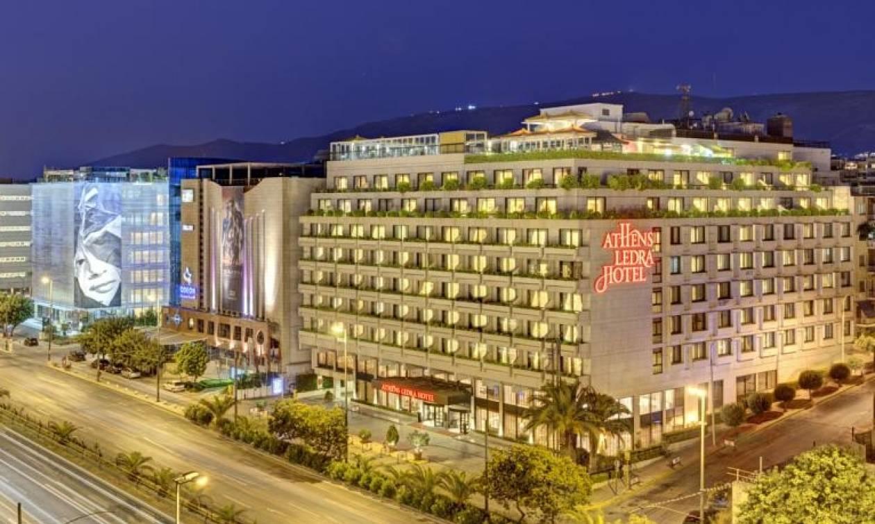 """«Λουκέτο» προ των πυλών για το ξενοδοχείο """"Ledra Athens"""""""