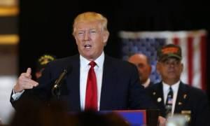 ΗΠΑ: Ένταση σε συνέντευξη τύπου του Τραμπ - Αποκάλεσε δημοσιογράφο «λεχρίτη» (vid)