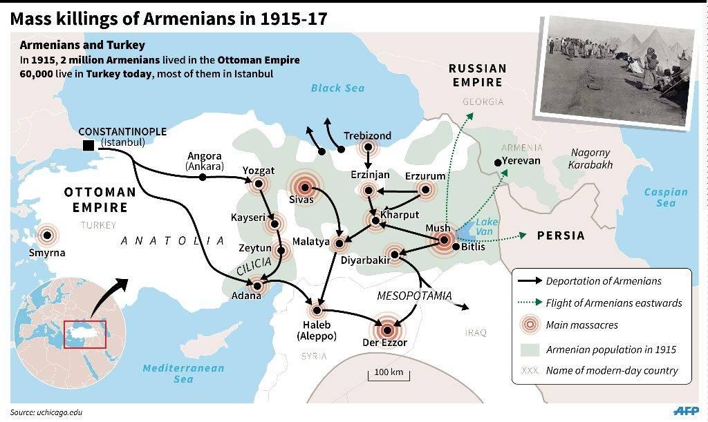 Π τις απειλές της Αγκυρας η Μπούντεσταγκ ετοιμάζεται να αναγνωρίσει την γενοκτονία των Αρμενίων