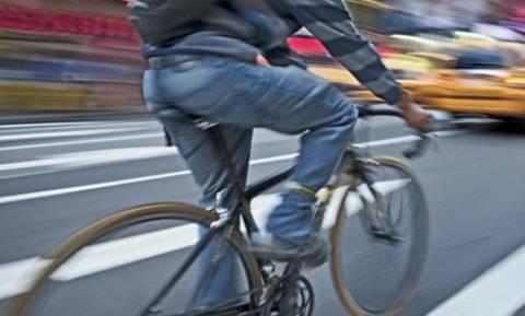 Κρήτη: Έκοψαν σε ποδηλάτη πρόστιμο 700 ευρώ! (pic)