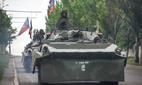 Ουκρανία: Οι αντάρτες κατηγορούν το Κίεβο ότι εξαπέλυσε έφοδο κοντά στο Ντονέτσκ