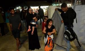 ActionAid: Απαράδεκτες οι συνθήκες διαβίωσης στο hotspot της Μόριας