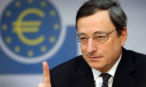 Ψυχρολουσία από Ντράγκι: Πρώτα προαπαιτούμενα και μετά φθηνός δανεισμός για τις ελληνικές Τράπεζες