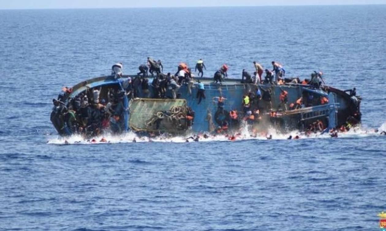 Νέα τραγωδία στη Μεσόγειο: Πάνω από 85 νεκροί μετανάστες στις ακτές της Λιβύης