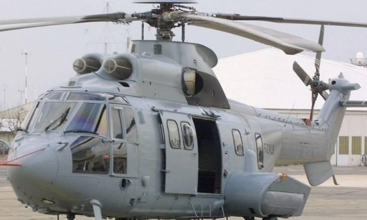 Απαγορεύτηκαν οι πτήσεις ελικοπτέρων Super Puma στην Ευρώπη