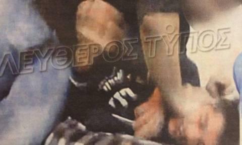 Βίντεο – ντοκουμέντο από τα βασανιστήρια στον Βαγγέλη Γιακουμάκη (photos)