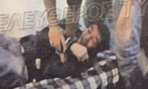 Αυτό είναι το σοκαριστικό βίντεο με τα βασανιστήρια στον Βαγγέλη Γιακουμάκη (video)