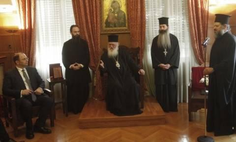 Αρχιεπίσκοπος Ιερώνυμος:Η ακίνητη περιουσία της Εκκλησίας θα ήταν χρήσιμη αν μπορούσε να αξιοποιηθεί