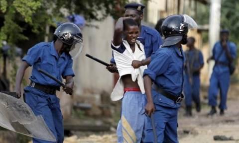 Σοκ στο Μπουρούντι: Αστυνομικοί άνοιξαν πυρ κατά μαθητικής διαδήλωσης