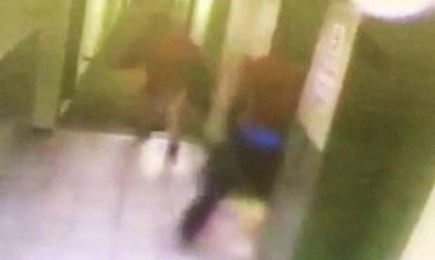 Βίντεο: Σκότωσε με λοστό τον επίδοξο βιαστή της γυναίκας του (ΣΚΛΗΡΕΣ ΕΙΚΟΝΕΣ)