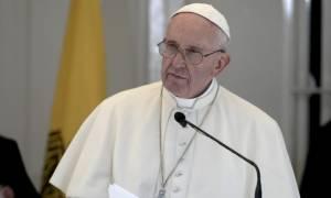 Πάπας: Θα καθαιρούνται όσοι συγκαλύπτουν υποθέσεις παιδεραστίας